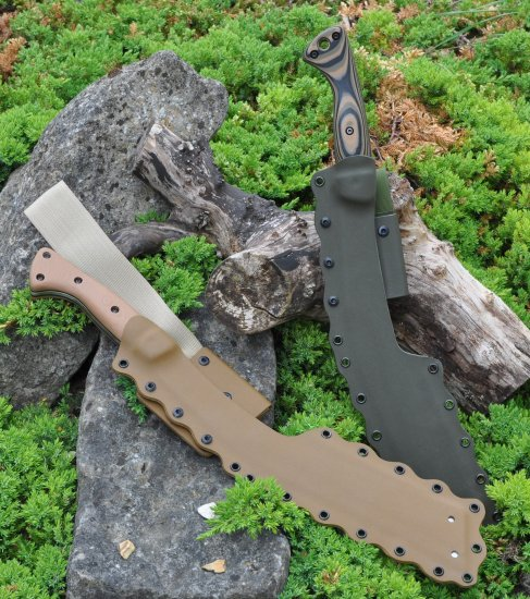 Custom Knives And Modern Bushcrafting Tools By Dorset